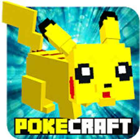 Mod PokeCraft Minecraft 1.0.2 APK For Android