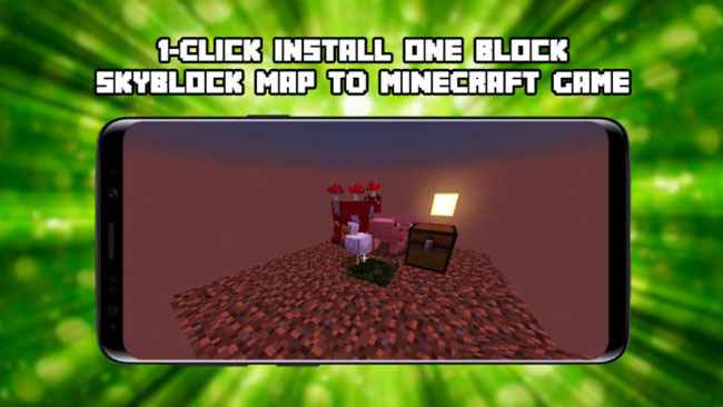 One Block Map for MCPE Free Download APK