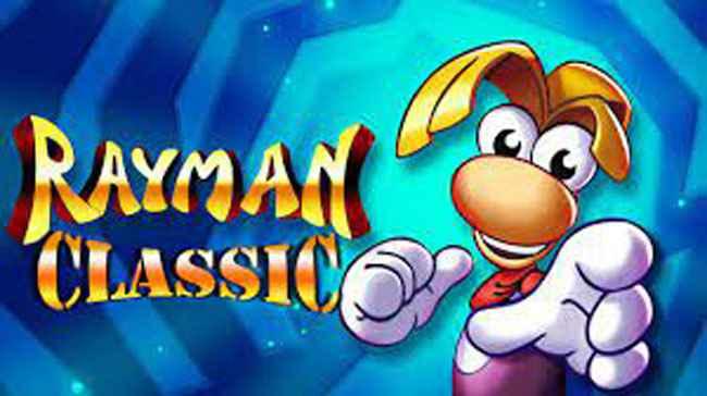 Rayman Classic Free Download