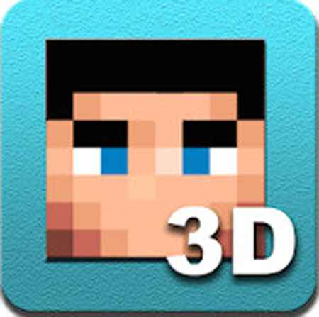 Skin Editor 3D for Minecraft 1.7 APK for Android