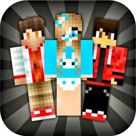 Skins for Minecraft PE 5.1 APK for Android