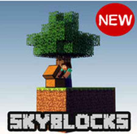 SkyBlock for Minecraft PE 2.0 APK for Android