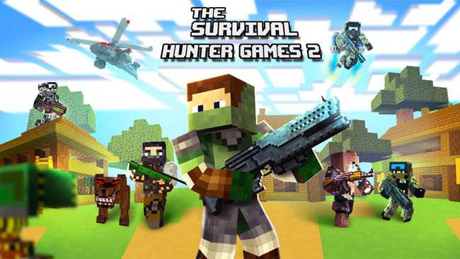 The Survival Hunter Games APK free download game for android