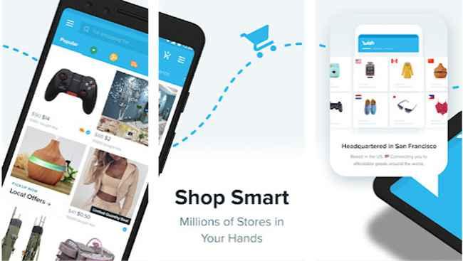 Wish Shopping Made Fun Free Download APK