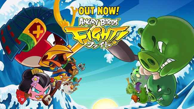 Angry Birds Fight! Free Download APK