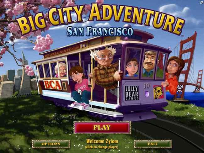 Big City Adventure San Francisco Free Download APK