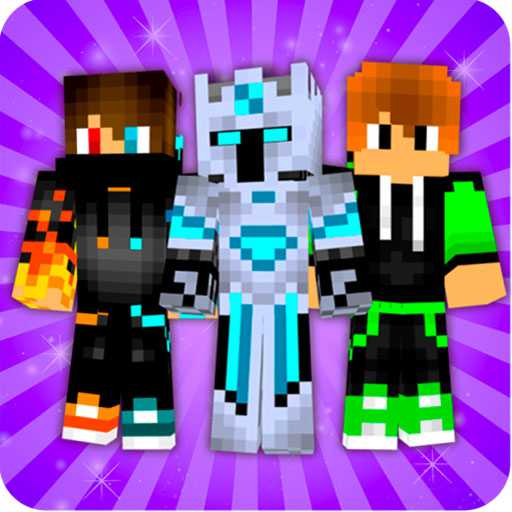 Boys Skins For Minecraft PE 2.0 APK for Android