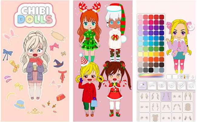 Chibi Doll - Avatar Creator Free Download APK