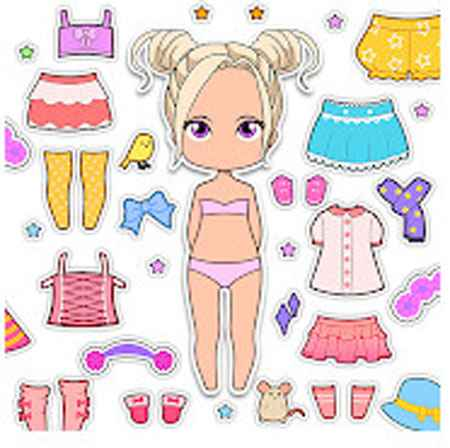 Chibi Doll 1.9 APK for Android