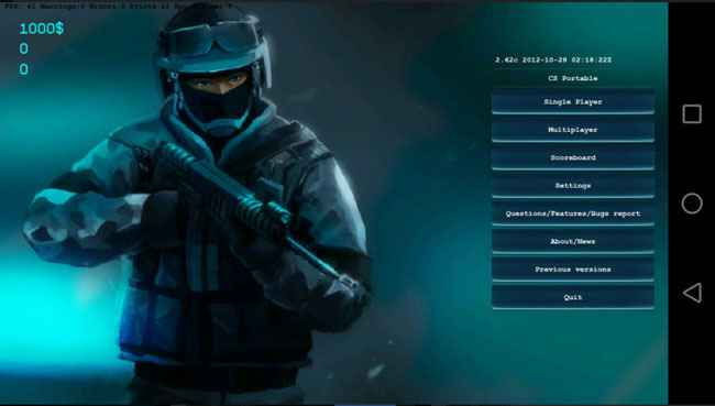 Counter Strike Portable Free Download APK