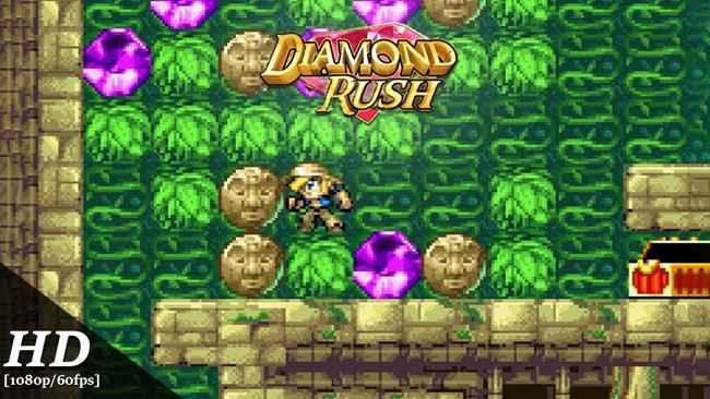 Diamond Rush Original Free Download APK
