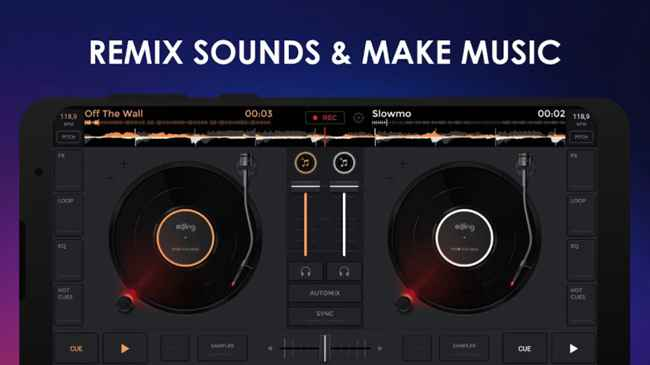 edjing Mix Free Download APK