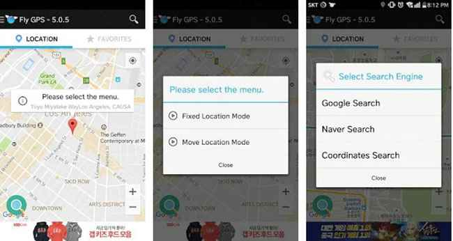 Fly GPS Free Download APK