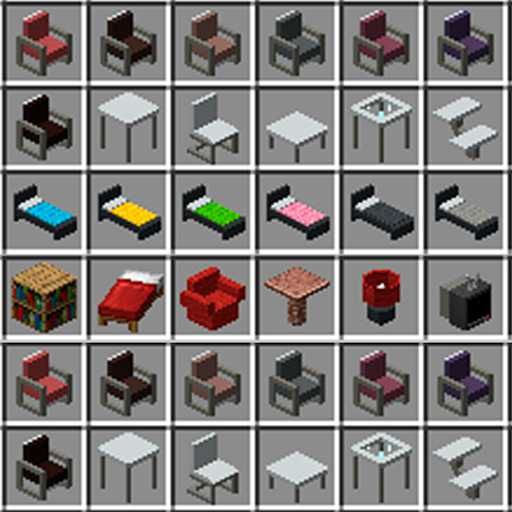 Furniture for Minecraft release: 7 APK for Android
