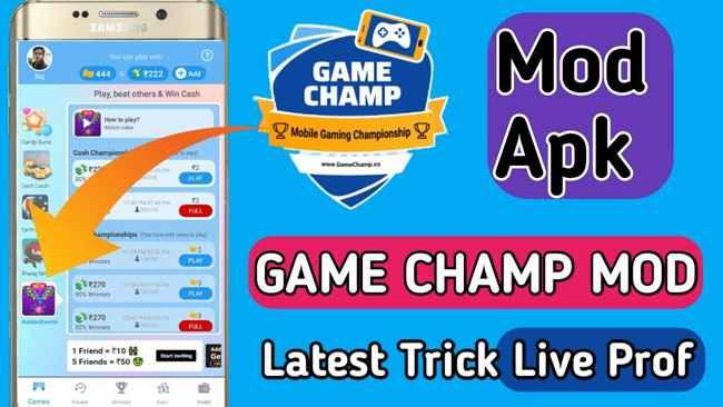 GameChamp Free Download APK