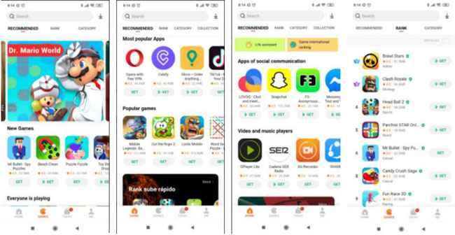 GetApps Free Download APK