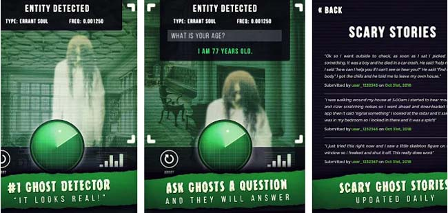 Ghost Detector Free Download APK