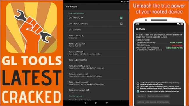GLTools Free Download APK