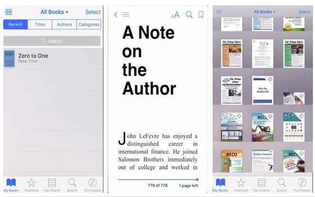 iBooks for Android Advice Free Download APK
