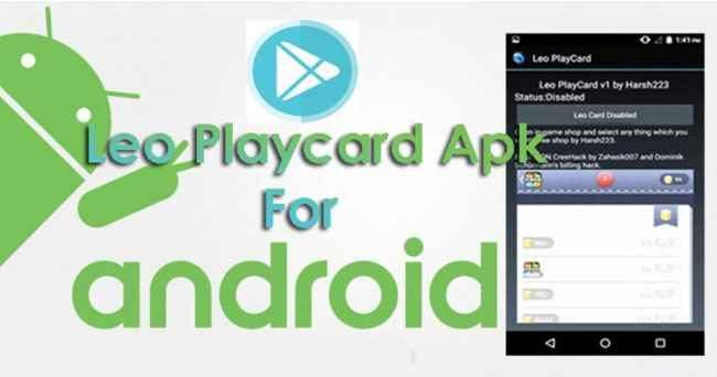 Leo PlayCard Free Download APK