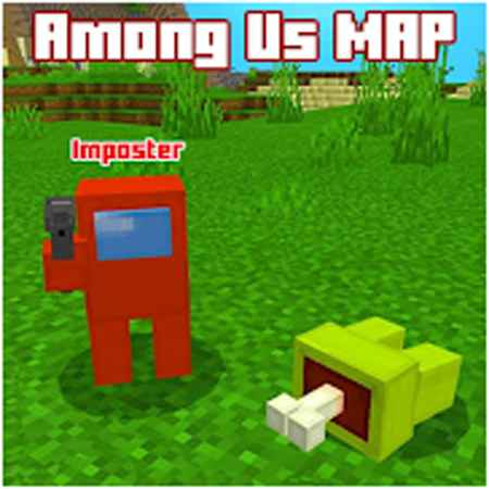 Maps Among us Minecraft 1.2 APK for Android