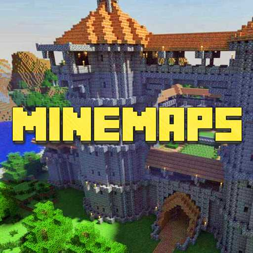 Maps for Minecraft PE MineMaps 3.0.6 APK for Android