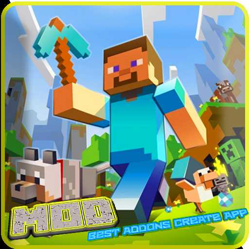 Master Mods for minecraft PE – mod mcpe Addons 6.2.0 APK for Android