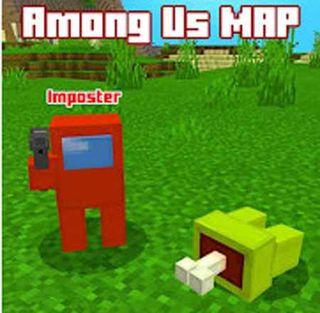 Mod for Among Us for MCPE 1.01 APK for Android