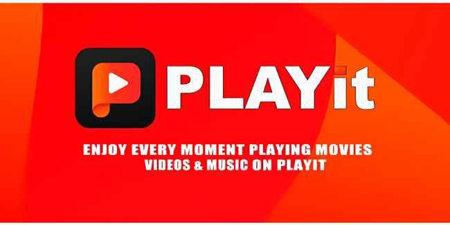 PLAYit Free Download APK