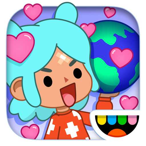 Toca Life World 1.31 APK for Android