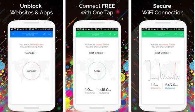 Touch VPN -Free VPN Proxy & WiFi Privacy Free Download APK