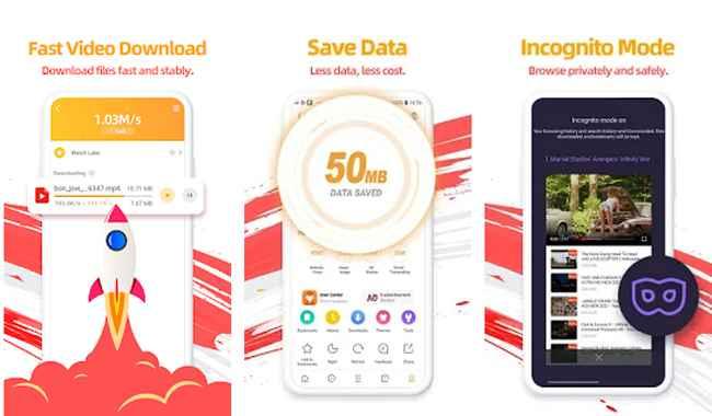 UC Browser Free Download APK