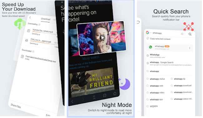 UC Browser Mini Free Download APK