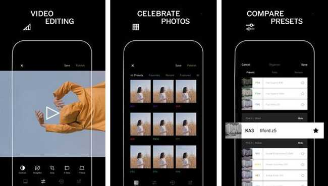 VSCO: Photo & Video Editor APK fre download for android