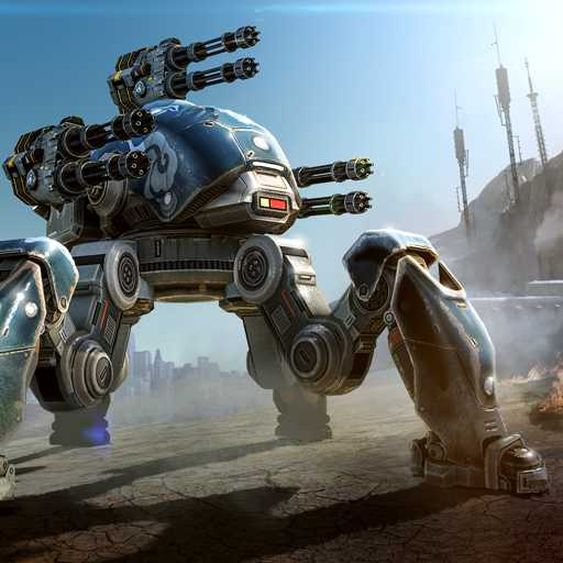 War Robots 6.9.0 APK for Android