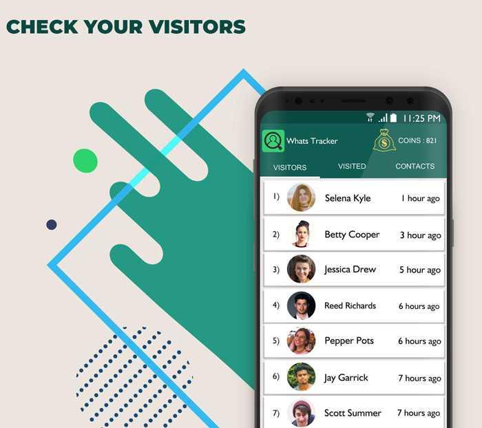 Whatsapp tracker profile 2021 Updated