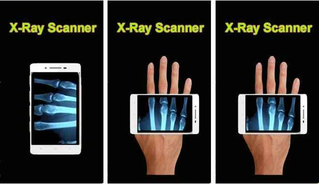 X-Ray Scanner Free Download APK