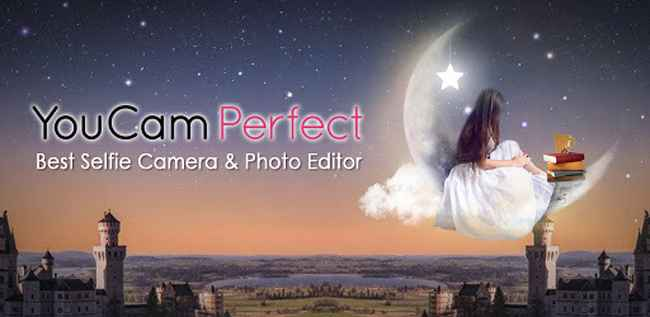 YouCam Perfect Best Photo Editor & Selfie Camera Free Download Android