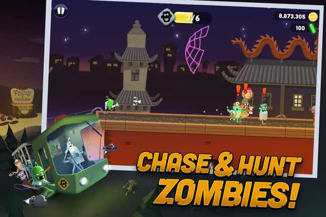 Zombie Catchers APK download game for android