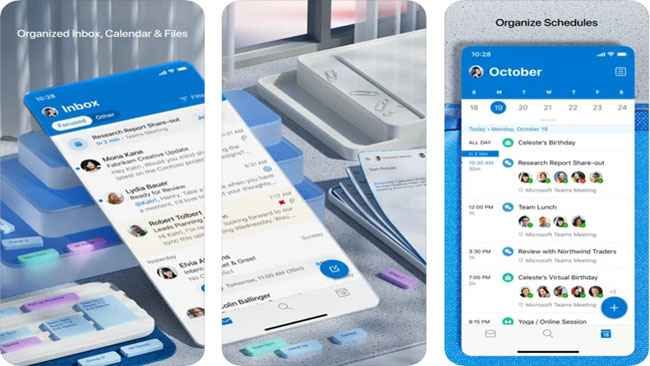 Microsoft Outlook Free Download APK