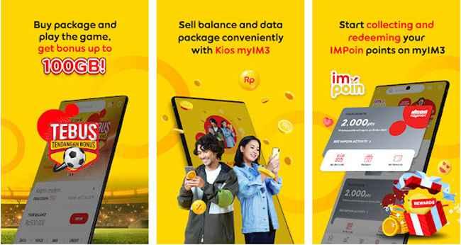 myIM3 Free Download APK
