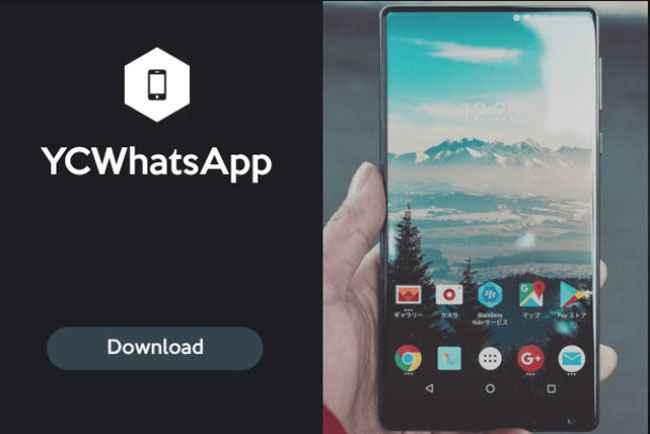 YCWhatsApp Free Download APK